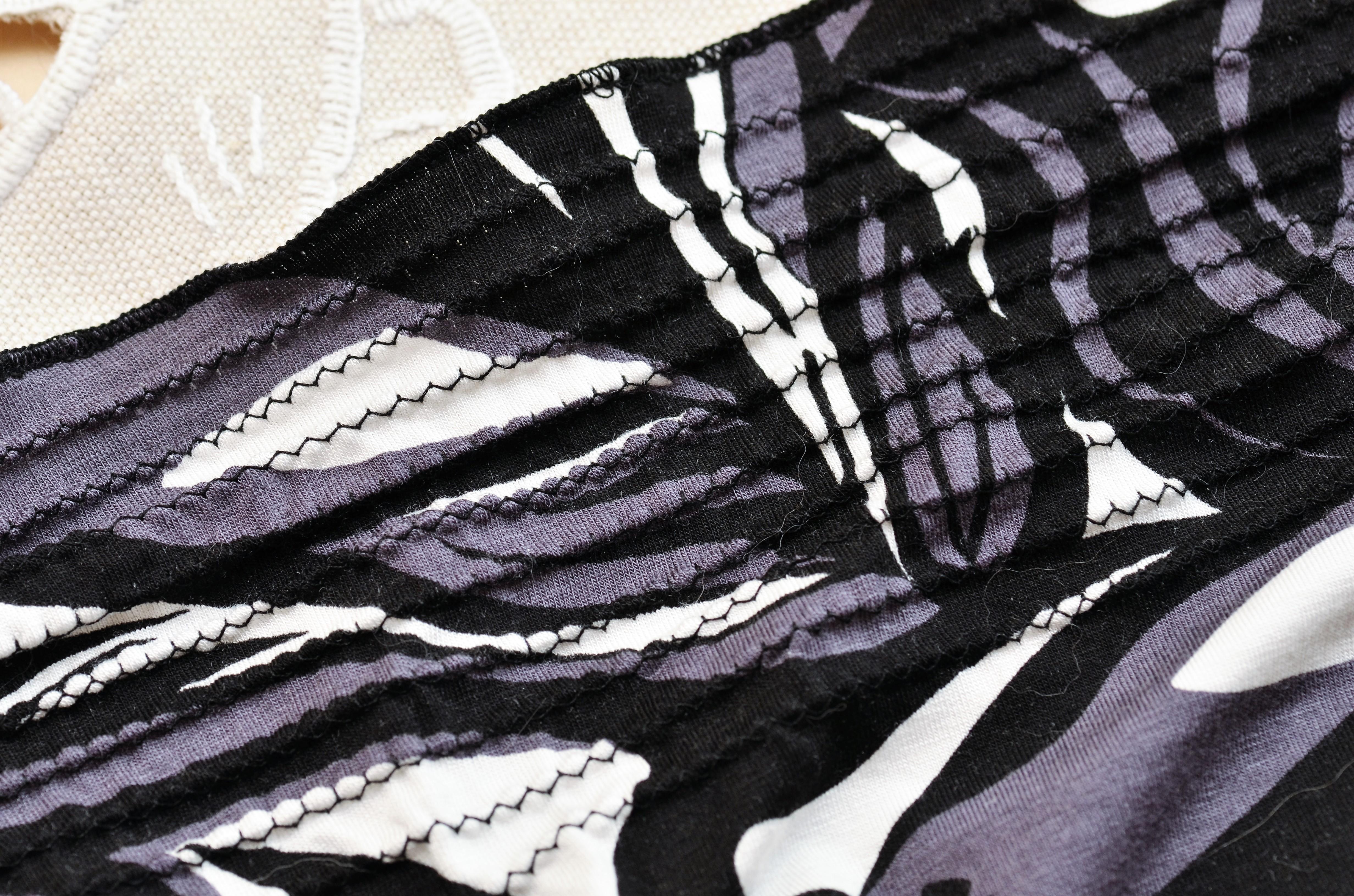 Spódnica marszczona w pasie - Tutorial