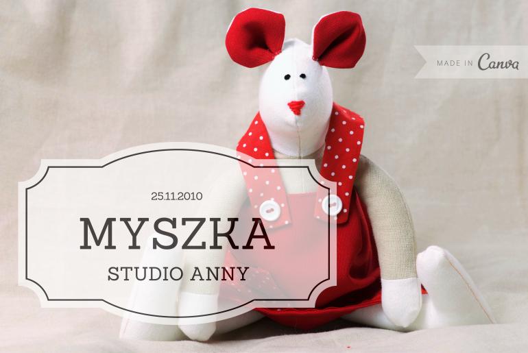 Myszka Studio Anny
