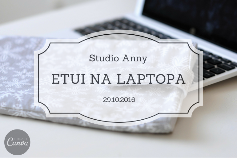 Etui na laptopa
