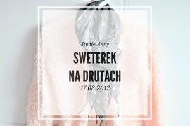 Sweterek na drutach z Burdy – Niewypał